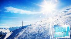 W Alpach słonecznie, nie będzie padać