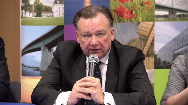 Adam Struzik nadal marszałkiem sejmiku? TVN24