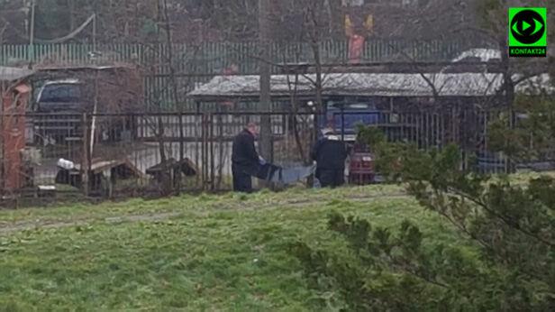 Ciało znaleziono przy Szpitalu Bródnowskim Kontakt 24