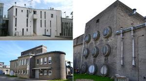 Drewniane domki, Warszawianka, Instytut Lotnictwa. Nowe zabytki