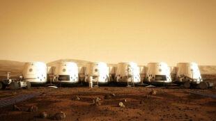 Holendrzy chcą skolonizować Marsa w 2023 roku