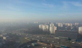 Niezdrowa jakość powietrza w Krakowie. W wielu regionach również nie jest dobrze