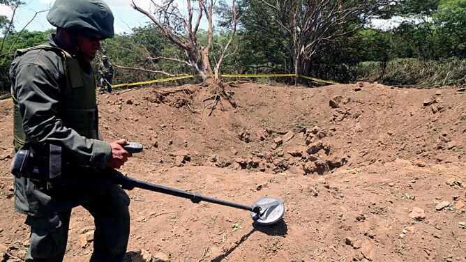 W Nikaragui spadł meteoryt. Pozostawił 12-metrowy krater