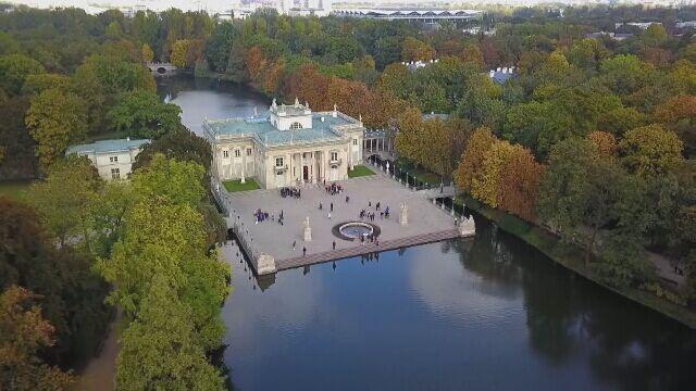 Ogrody łazienek Królewskich Odc Dodatkowy 3 Serii 2019